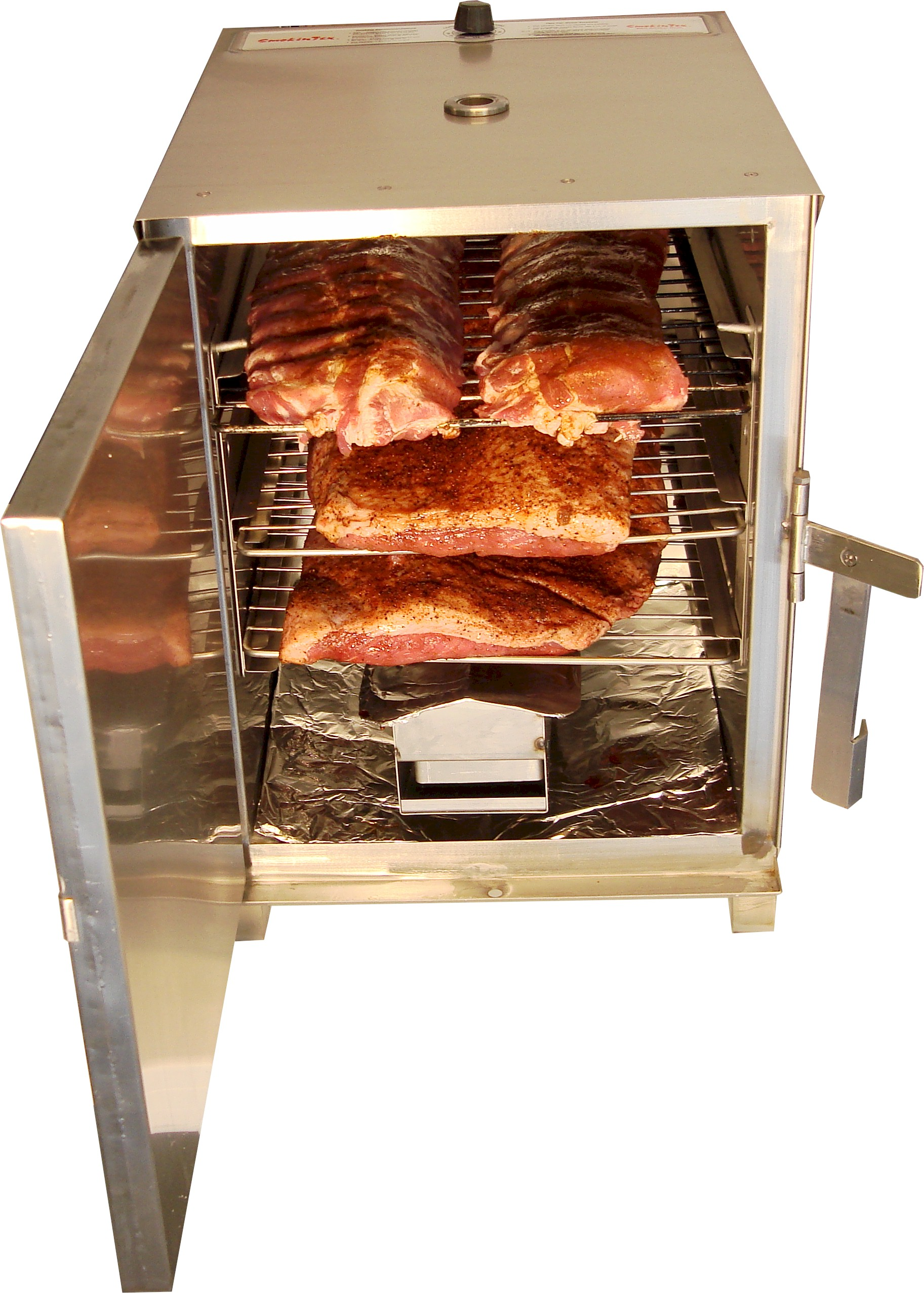 SmokinTex BBQ Electric Smoker Model 1100