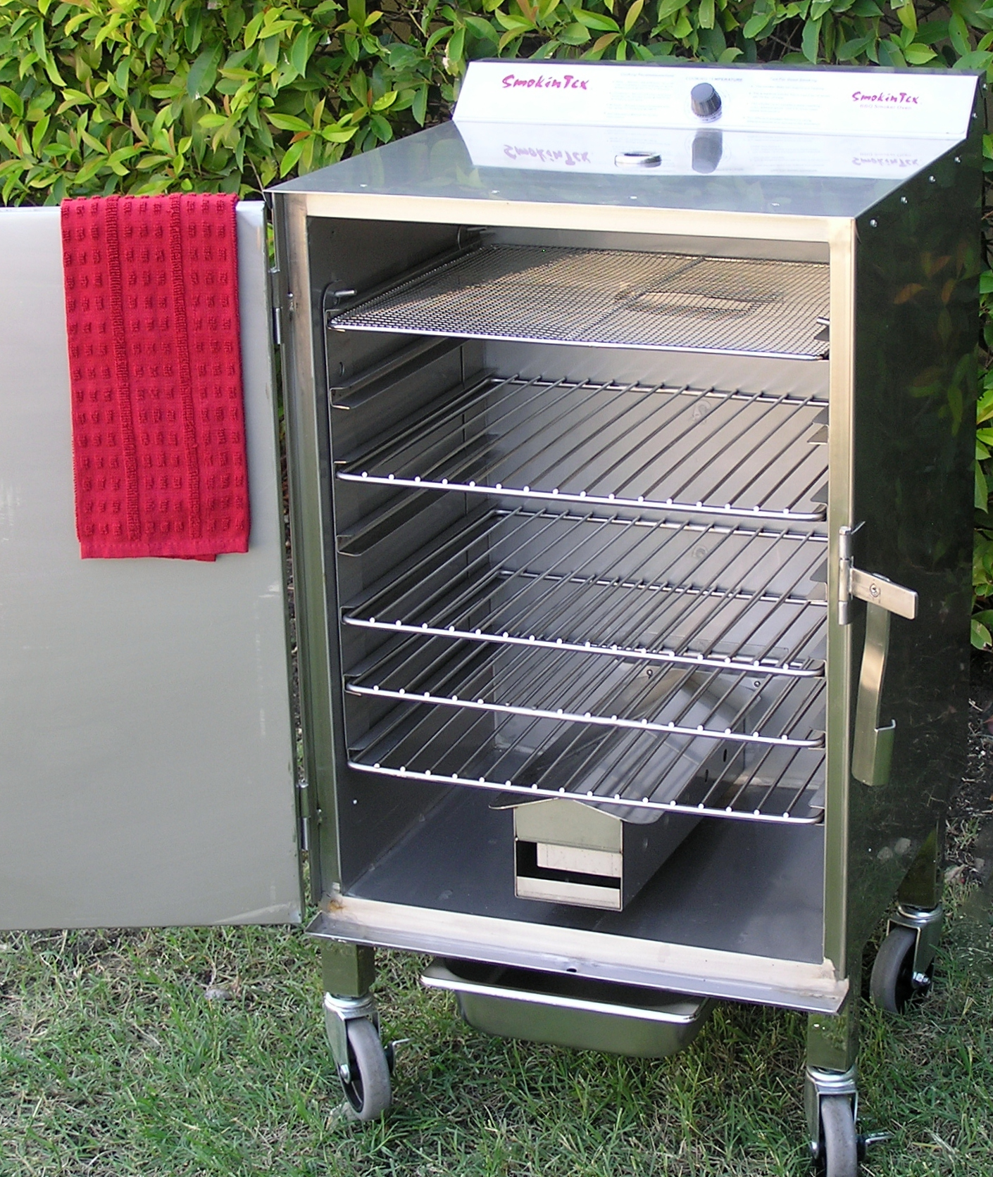 SmokinTex BBQ Electric Smoker Model 1460